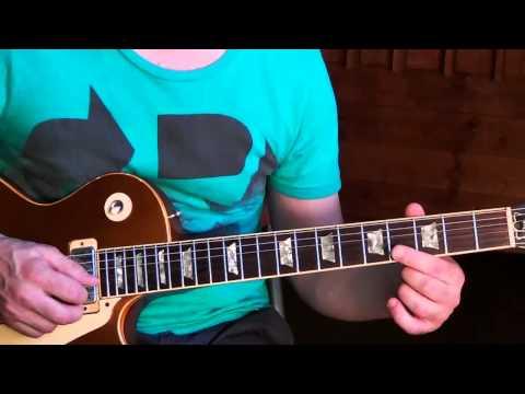 CHITARRA ELETTRICA: THUNDERSTRUCK - AC/DC - RIFF - TUTORIAL - LEZIONE