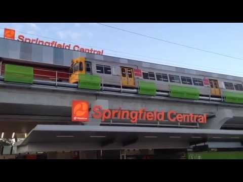 Queensland Rail Vlog 4: Springfield Central