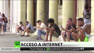 Los cubanos reciben acceso a Internet móvil por primera vez