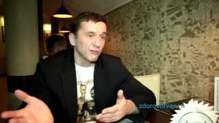 Михаил Дьяконов о спортивном питании