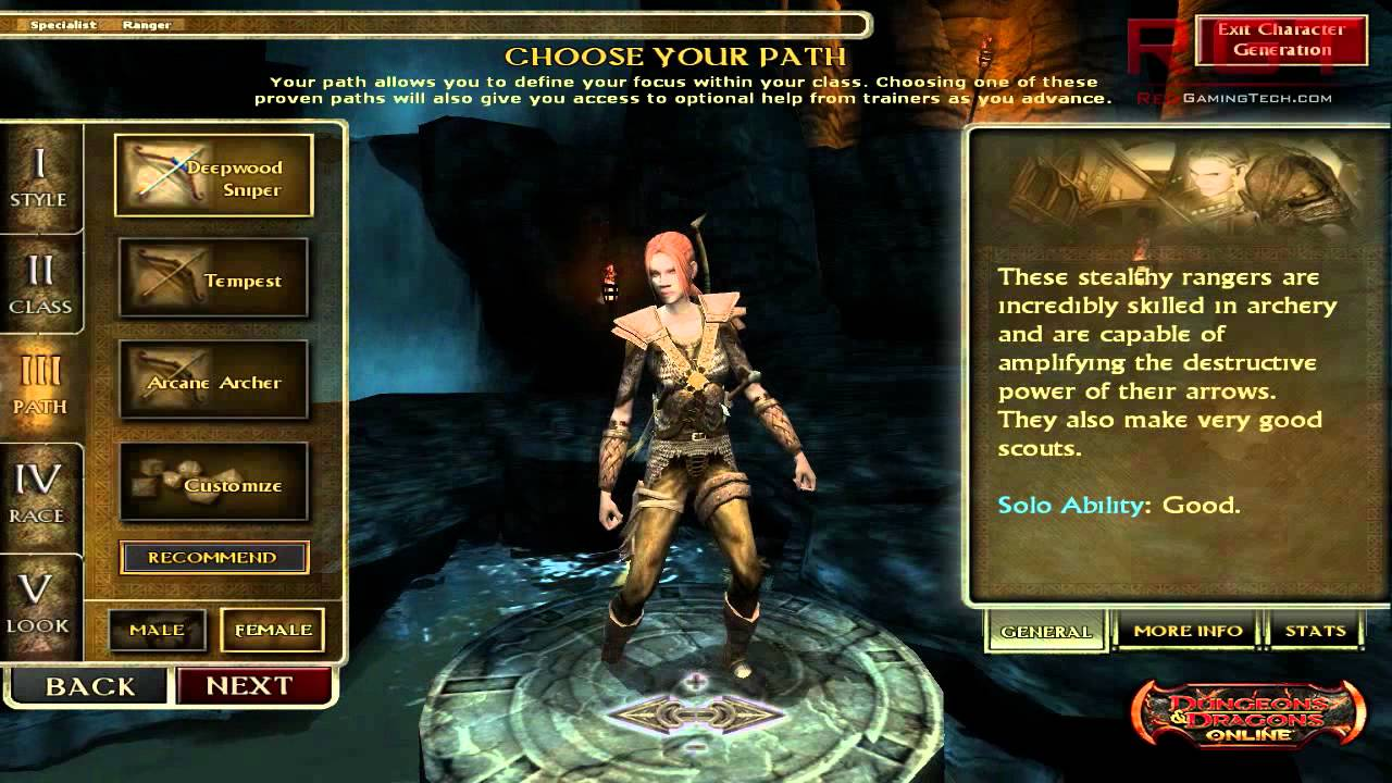 Dungeons Dragons Online