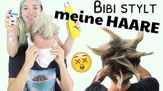 Bibi stylt meine Haare .. KATASTROPHE :O | Julienco