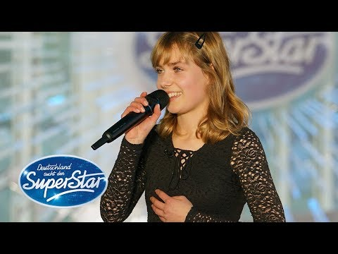 DSDS 2018  Marie Wegener mit I Have Nothing von Whitney Houston