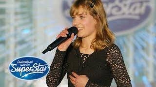 "DSDS 2018 | Marie Wegener mit ""I Have Nothing"" von Whitney Houston"