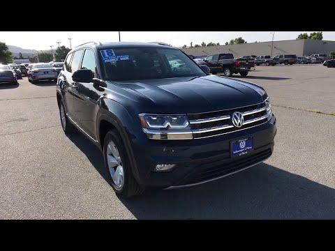 2018 Volkswagen Atlas Reno, Carson City, Northern Nevada, Roseville, Sparks, NV JC563285P