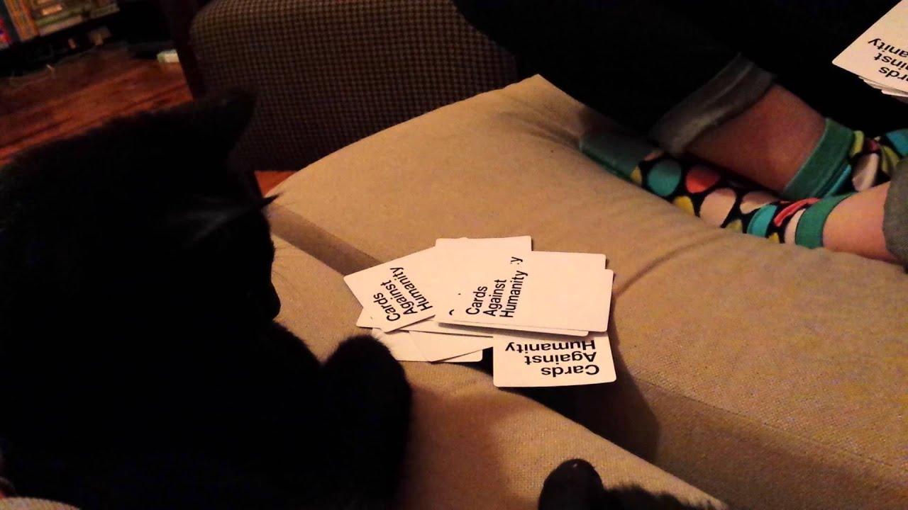 cards against humanity playing instructions