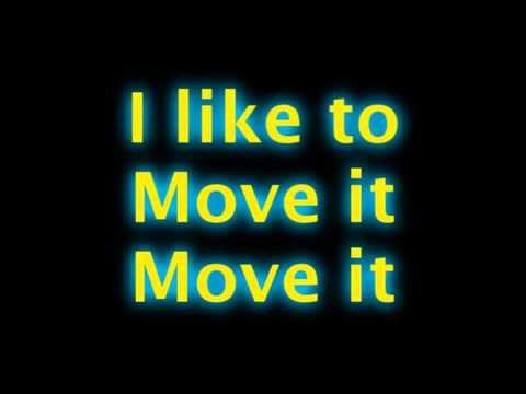 I like to movet movet