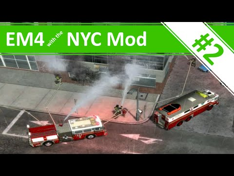 Emergency 4 - New York City Mod Continuous Gameplay - Ep.2 - NYC Mod