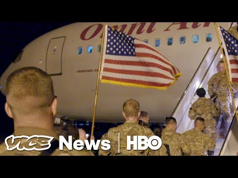 Deploying to War & Kurdish Independence Crushed: VICE News Tonight Full Episode (HBO)