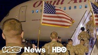 Deploying to War & Kurdish Independence Crushed: VICE News Tonight Full Episode (HBO) thumbnail