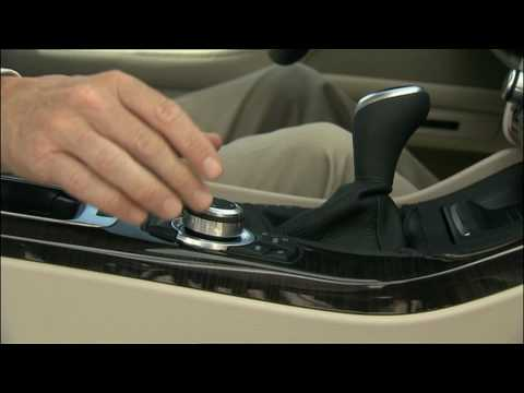 All new BMW 5 Series Touring 520d - Bluetooth connection with an iphone