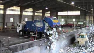 Garbage Trucks at the Dump: Part 2