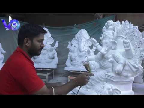 GANPATI MAKING 2019 ! SOHAM ARTS ! V B PRODUCTION (NASHIK)