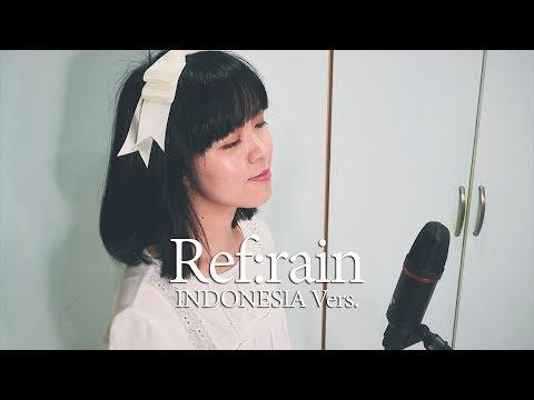 Ref:rain [INDONESIA Version] - Aimer (Cover by Ebbie Yananda x MinRi)
