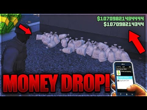 *2019* HOW TO GET A FREE MONEY DROP IN GTA 5 ONLINE! (Money Hack After Patch 1.39)