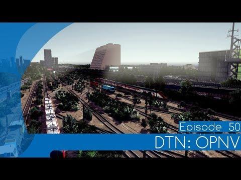 DTN: ÖPNV - Let's Design Cities: Skylines #050 (deutsch) | Feierfox