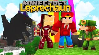Minecraft Adventure - LITTLE ROPO'S THREE WISHES WITH A LEPRECHAUN!!