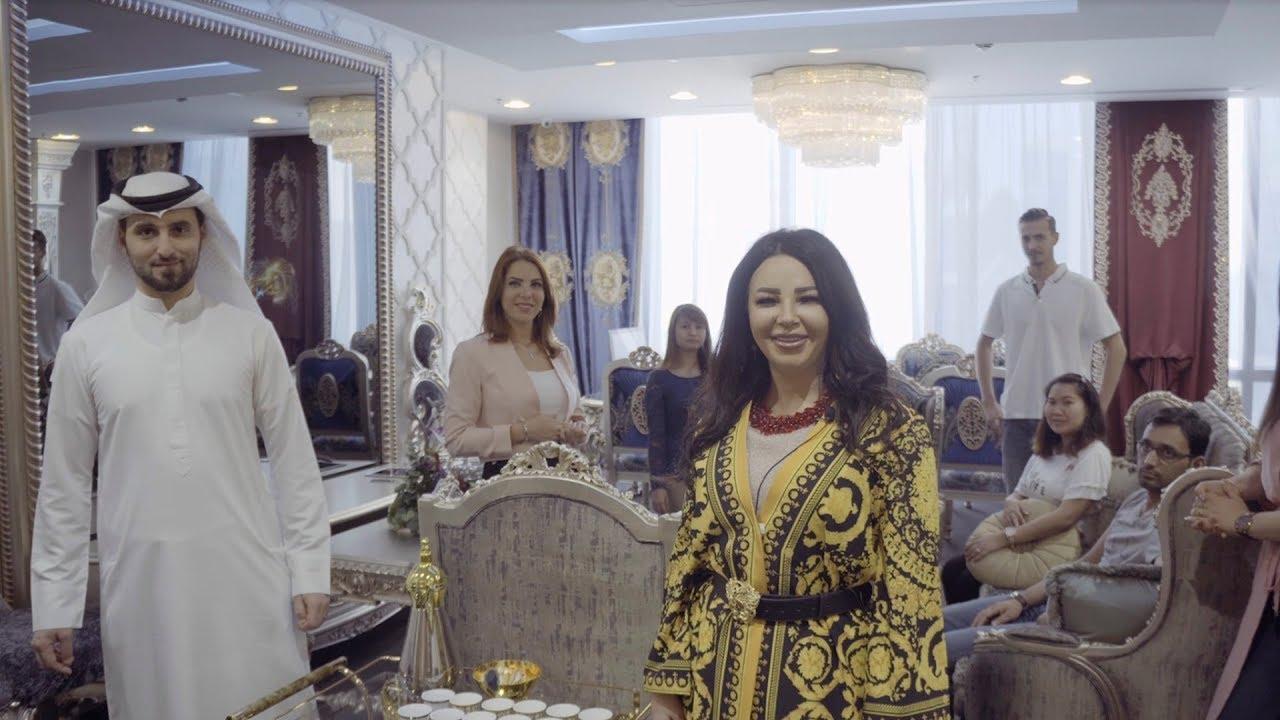 Kitchen Design Usa By Katrina Antonovich: Dubai Tour, Luxury Antonovich Design