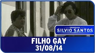 Câmera Escondida - Filho Gay 31/08/14