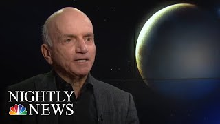 Space Tourism Could Be Possible In Near Future   NBC Nightly News