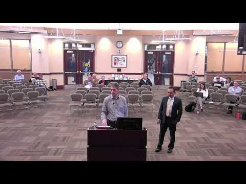 Meridian City Council Work Session/Joint Meeting With Meridian Development Corp.  - October 22, 2019