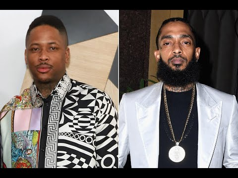 YG Says Nipsey Hussle is our BLACK JESUS At Coachella! Mp3