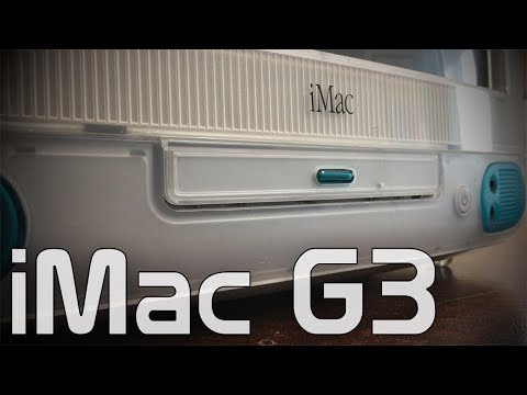 iMac G3 - The Computer That Saved Apple (A Retrospective)