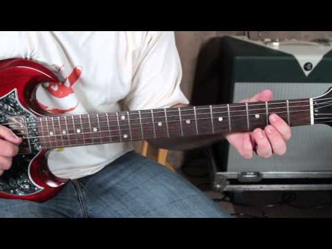 Metallica - The Unforgiven - Pt. 1 how to play the intro