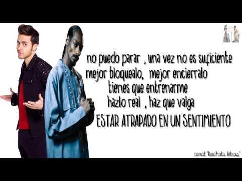 Prince Royce Feat. Snoop Dogg-Stuck On a Feeling (Traducida al español)