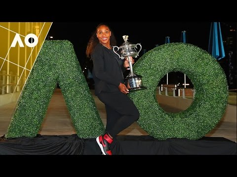 Venus v Serena: How history was made | Australian Open 2017
