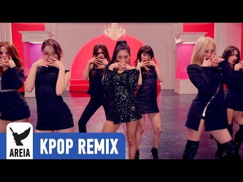 [KPOP REMIX] CLC - No   Areia Kpop Remix #333