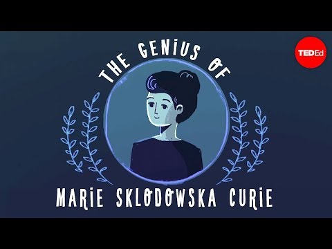 Video image: The genius of Marie Curie - Shohini Ghose