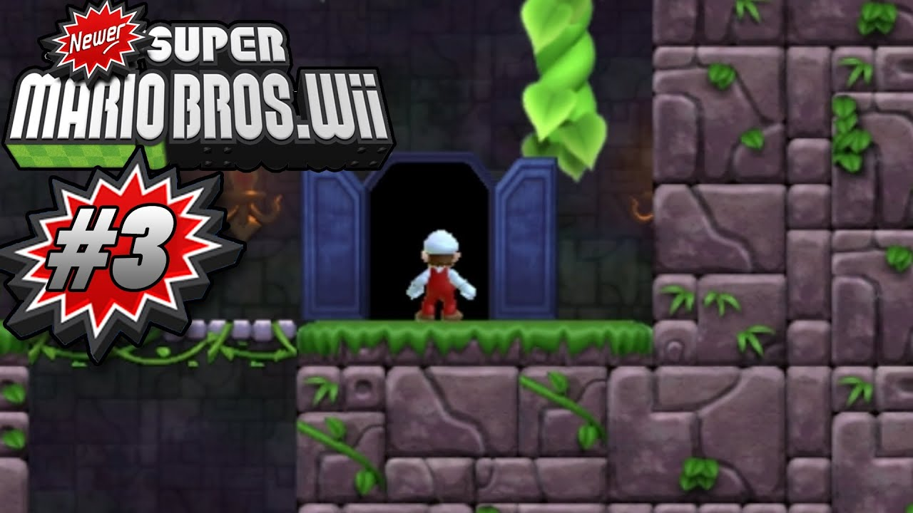 Big Bertha's Secret -Newer Super Mario Bros Wii -#3- - YouTube