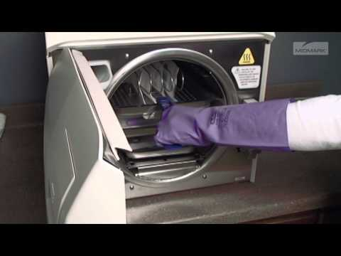 How to operate a Midmark M9/M11 Autoclave