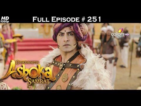 Chakravartin Ashoka Samrat - 12th January 2016 - चक्रवतीन अशोक सम्राट - Full Episode(HD)