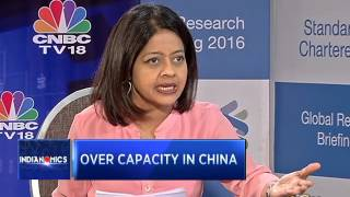 Indianomics-StanChart's View on World Economy-1