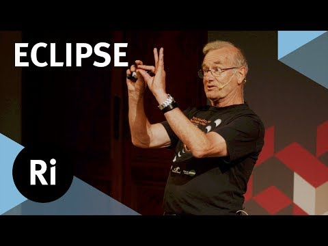 Chasing Eclipses - with  Frank Close