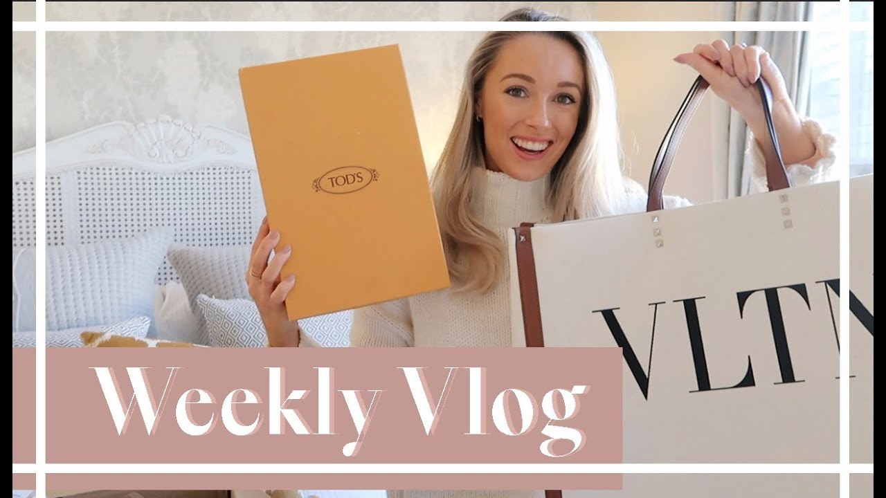 d5fd84a76fd NET-A-PORTER HAUL   A CHAT ABOUT THE INFLUENCER INDUSTRY    Weekly ...