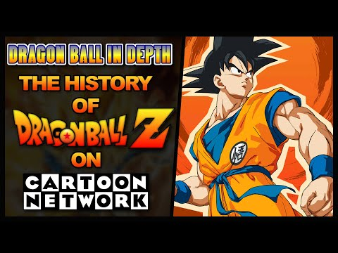 The History of Dragon Ball Z on Toonami