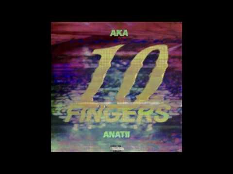 AKA x Anatii - 10 Fingers[INSTRUMENTAL](Prod by Wizdomination)