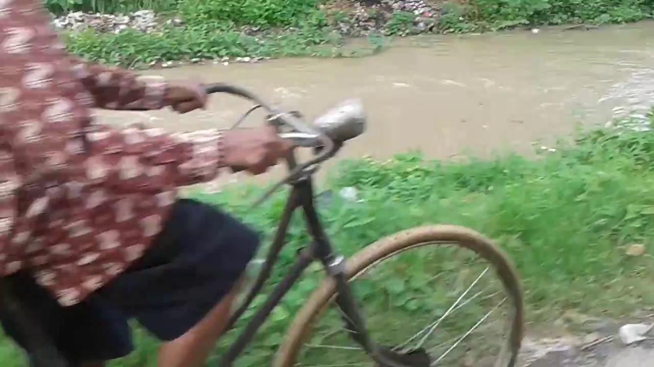 Orang Tua Lucu Naik Sepeda Wkwkwk Bikin Ngakak Youtube