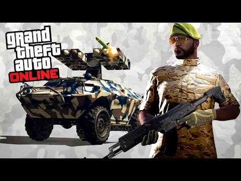 GTA Online: Gunrunning - New Details and Screens
