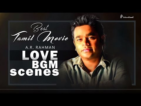 A R Rahman Love BGM | Iruvar | Bombay |...