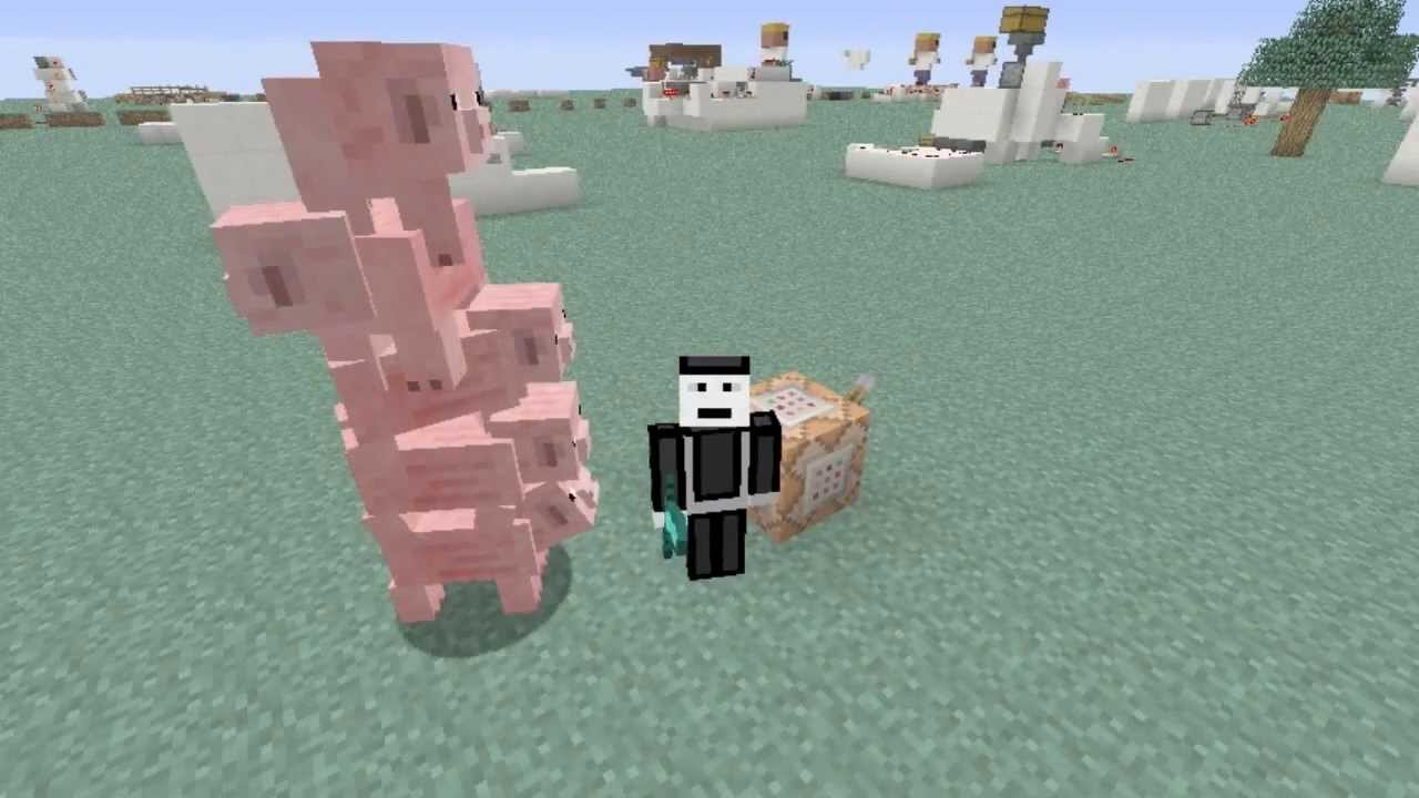 how to clear all entities in minecraft