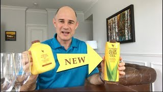 New Aloe Vera Gel from Forever Living Products