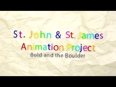 Creative Opportunities - The Making of 'The Bold and the Boulder'