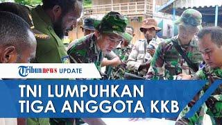 TNI Tembak Mati 3 Anggota KKB di Intan Jaya Papua: Mereka Berusaha Merampas Senjata dari Aparat
