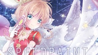 [Speed-Paint] Re: Card Captor Sakura