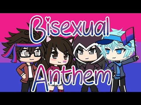 Bisexual Anthem Song - Gacha Life Ft.Online Friends