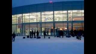 видео Талакан - аэропорт в Якутии